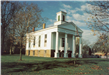 1839 Berrien County Courthouse in Berrien Springs