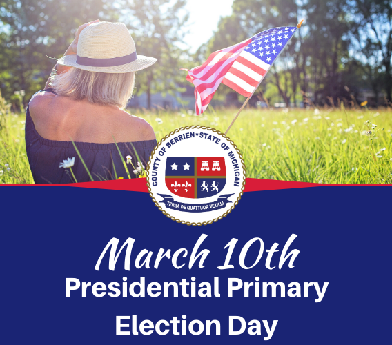 Presidential Primary Vote Today