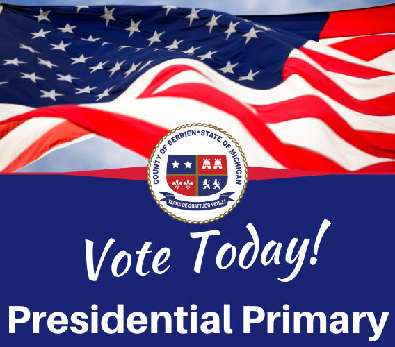 March 10th Presidential Primary Election
