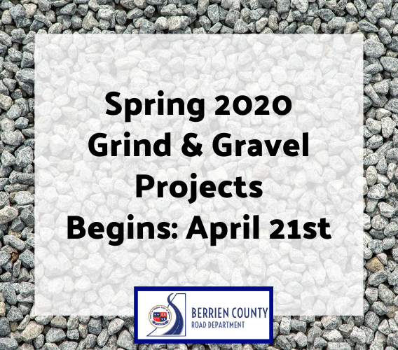 2020 Spring Grind Gravel Newsflash