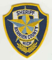 1960s Sheriff Patch